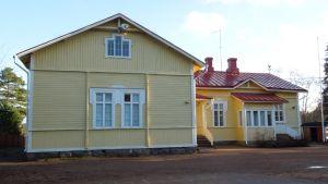 Jäppilän koulu Kotkassa