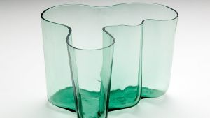 Alvar Aalto's Savoy vase.