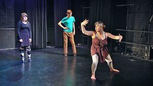 Näytelmän harjoitukset