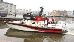 Meripelastusseuran uusi PV4-luokan pelastusalus