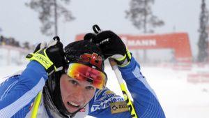 Matti Heikkinen kuvassa
