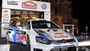 Volkswagenin uusi ajokki esiteltiin Monacossa.