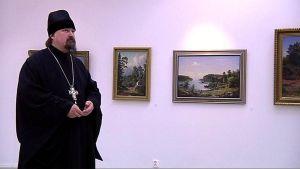 Valamon luostarin johtaja Sergei