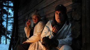 Kuva elokuvasta Hiljaisuus.