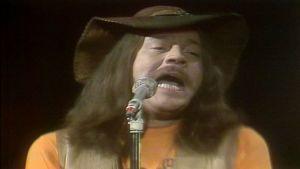 Irwin esiintymässä vuonna 1974.