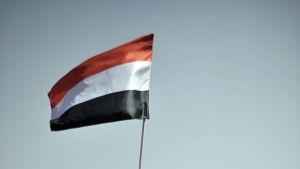 Jemenin lippu.