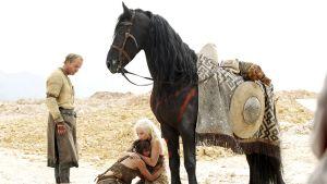Kuva Game of thrones -sarjasta.