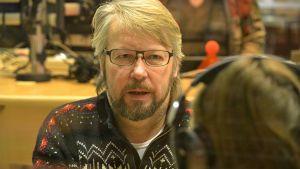 Jaakko Pouttu on matkailuyrittäjä ja vieraili Yle Hämeen studiossa.