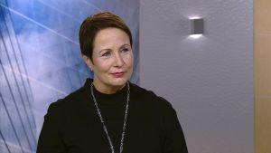 Suvi-Anne Siimes TV-uutisissa