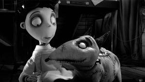 Kuva elokuvasta Frankenweenie.