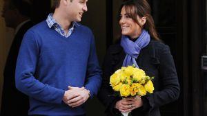 William ja Kate.