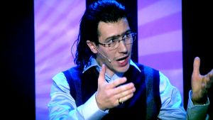 Karim Z. Yskowicz-hahmo Putouksen neljännellä tuotantokaudella.