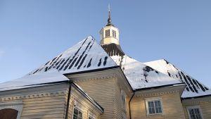 Lappeen Marian kirkko.