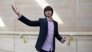 Moskovan Bolshoi-teatterin baletin taiteellnen johtaja Sergei Filin heinäkuussa 2011.