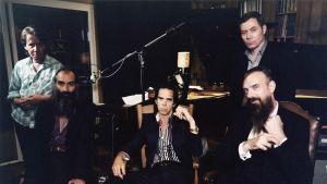 Nick Cave & Bad Seeds saapuu elokuussa Suvilahteen Flow-festivaalille.