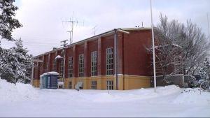 Radio- ja tv-museo.