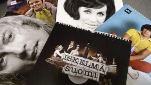Iskelmä-Suomi kalenteri
