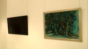 Imatran taidemuseo,nuoret taiteilijat,vanhaa ja uutta taidetta