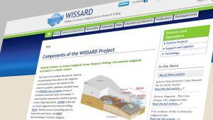 Kuvankaappaus ja grafiikka Wissard-projektin sivustosta www.wissard.org.
