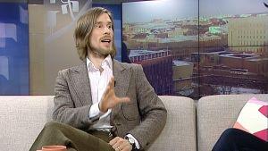 Matti Johannes Koivu.