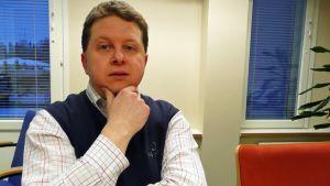 Inarin kunnan elinkeinojohtaja Janne Seurujärvi