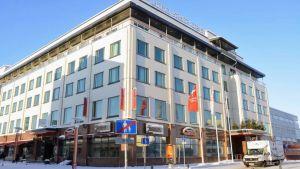 Hotelli Santa Claus Rovaniemellä