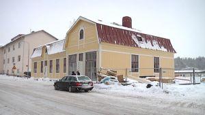 Almin talo Loviisassa.