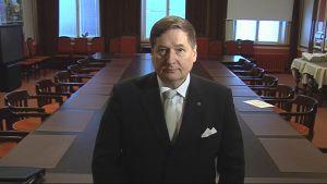 Kansanedustaja Markku Rossi.