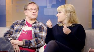 Puntti Valtonen ja Jaana Saarinen