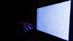 televisio, lumisade