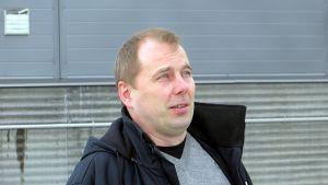 Kemin Energian lämpöosaston päällikkö Jani Peurasaari