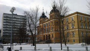 Oulun kaupungintalo.