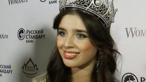 Elmira Abdrazakova, 18, on uusi Miss Venäjä.
