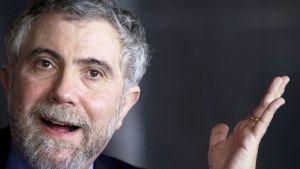 Talousnobelisti Paul Krugman