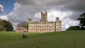 Downton Abbey -kiertokävely.