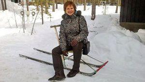 Tutkija-tohtori Heli Saarinen