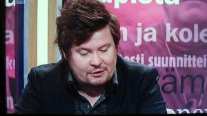 Janne Kataja Uutisvuoto-ohjelmassa