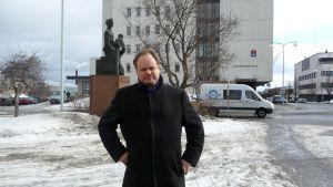 kaupunginjohtaja Tero Nissinen
