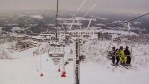 Rukan hiihtokeskus