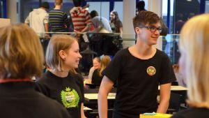 Kampusfestari järjestetään pitkälti opiskelijavoimin.