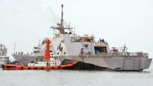 USS Freedom -alus.