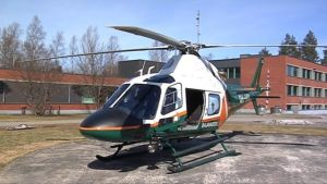 Rajavartioston helikopteri