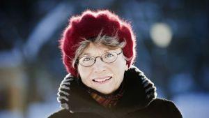 """Ulla-Lena Lundberg sai kirjallisuuden Finlandia-palkinnon vuonna 2012  teoksellaan """"Is""""."""