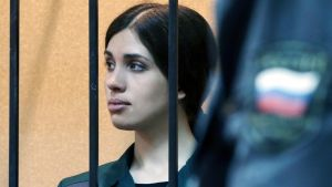 Nadežda Tolokonnikova.