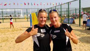 Erika ja Emilia Nyström