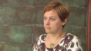 Ympäristöministeri Paula Lehtomäki