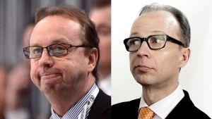 Pär Mårts ja Simo Franegen