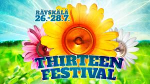Thirteen Festival 2013 logo
