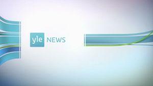 Yle News logo.