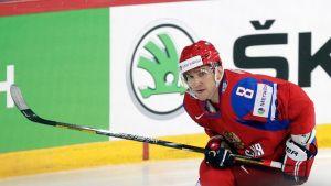 Alexander Ovetshkin.